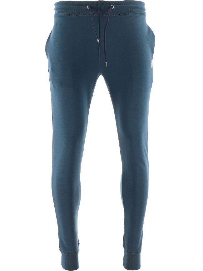 Blue (Petrol) Slim Fit Jogging Pant