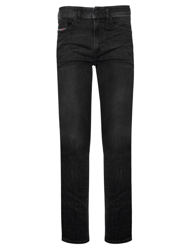 Slim-Skinny Thommer Black Wash Jean