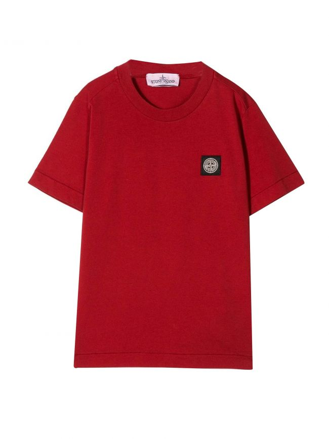 Red Patch Logo T-shirt