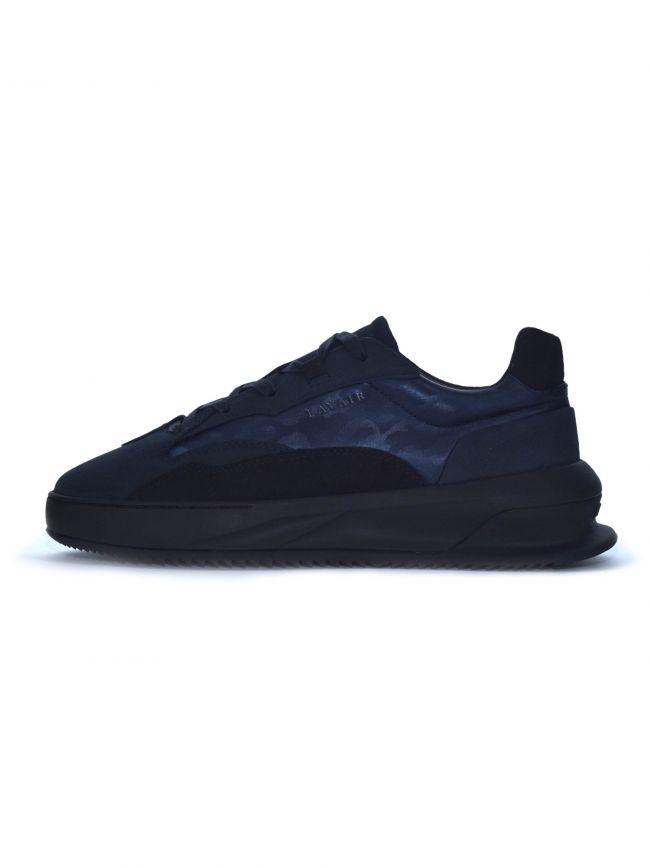 Navy Camo Maxxi Sneaker