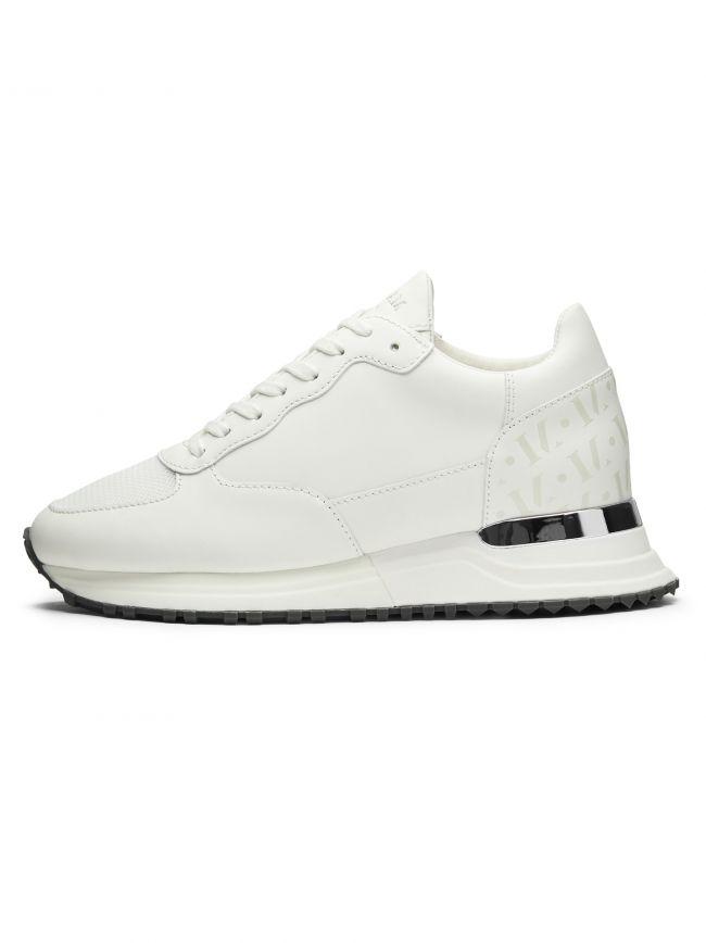 Popham White Sneaker