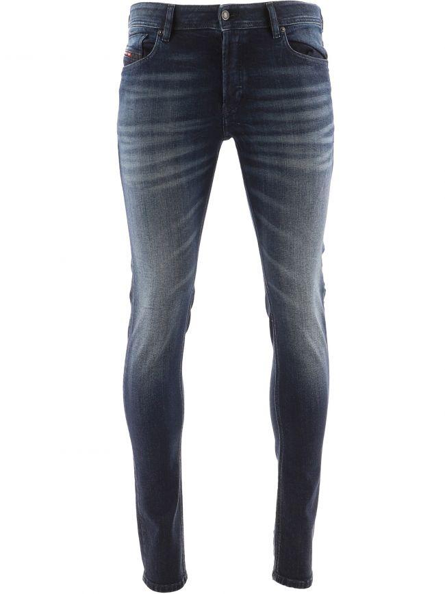 Blue Sleenker X 32 Leg Jean