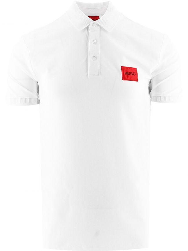 White Dereso 212 Polo Shirt