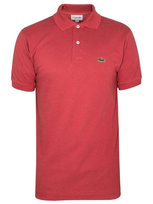 Classic Sirop Pink Polo Shirt