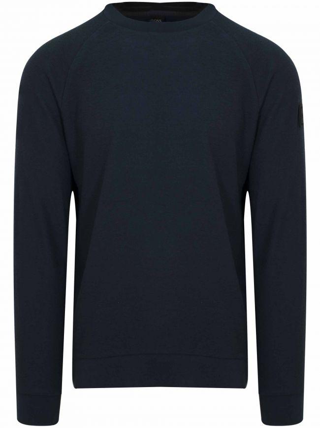 Navy Waldo Sweatshirt