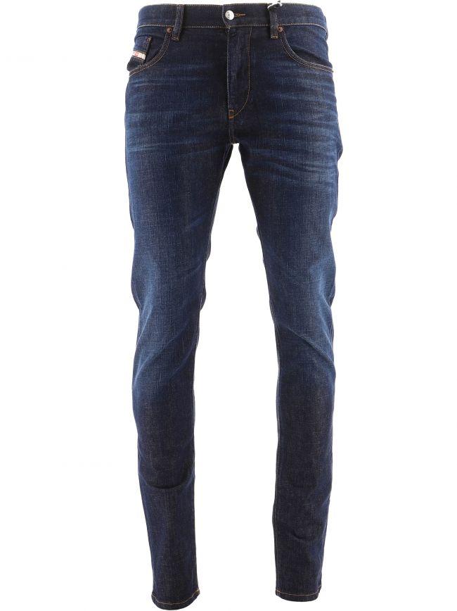 Blue D Strukt 30 Leg Jean