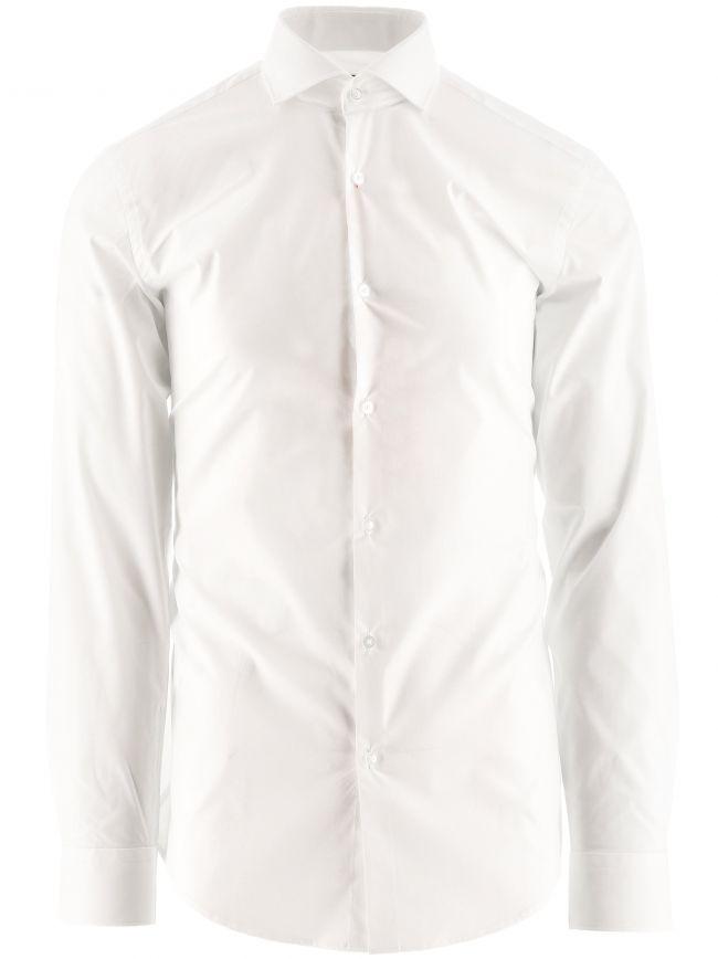 Open White Kason Shirt