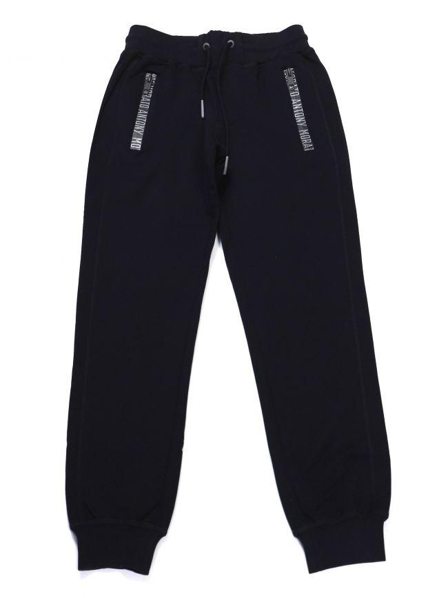 Antony Morato Kids Navy Logo Jogging Pant