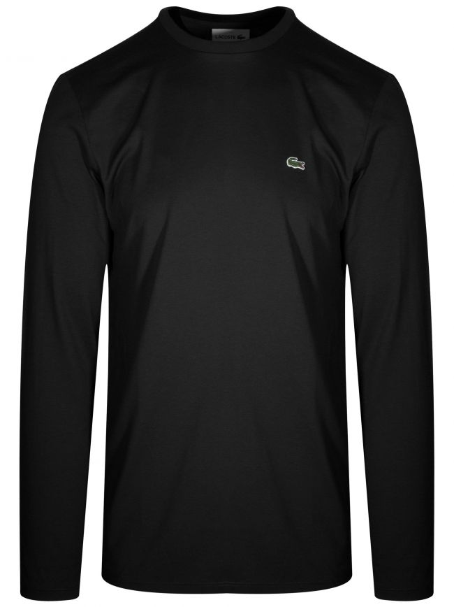 Black Long Sleeved T-Shirt