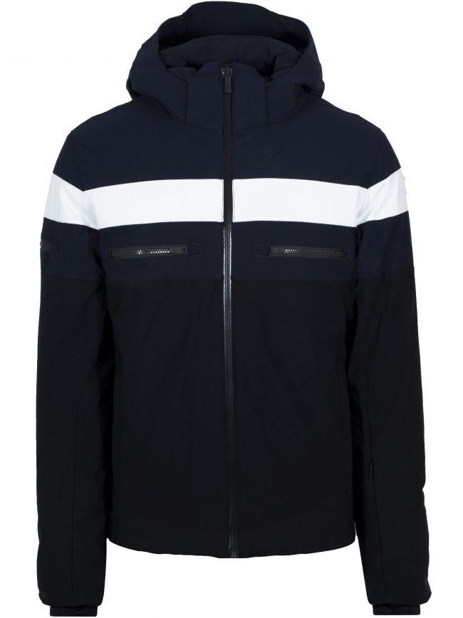 Navy 'Sander' Technical Jacket