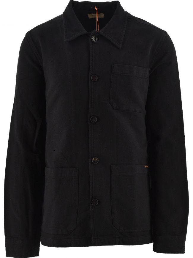 Black Barney Worker Jacket