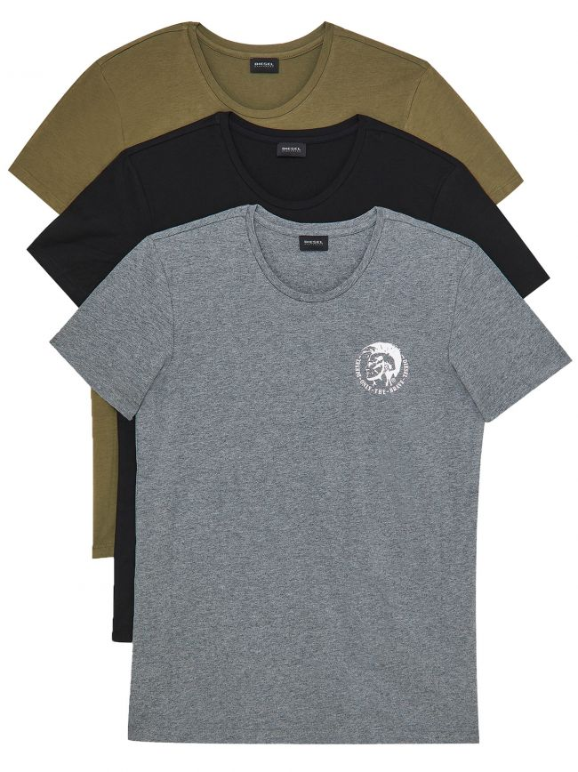 Mixed 3-Pack Randal T-Shirt