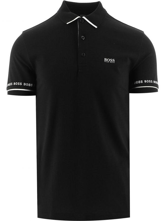 Black Paddy 1 Polo Shirt