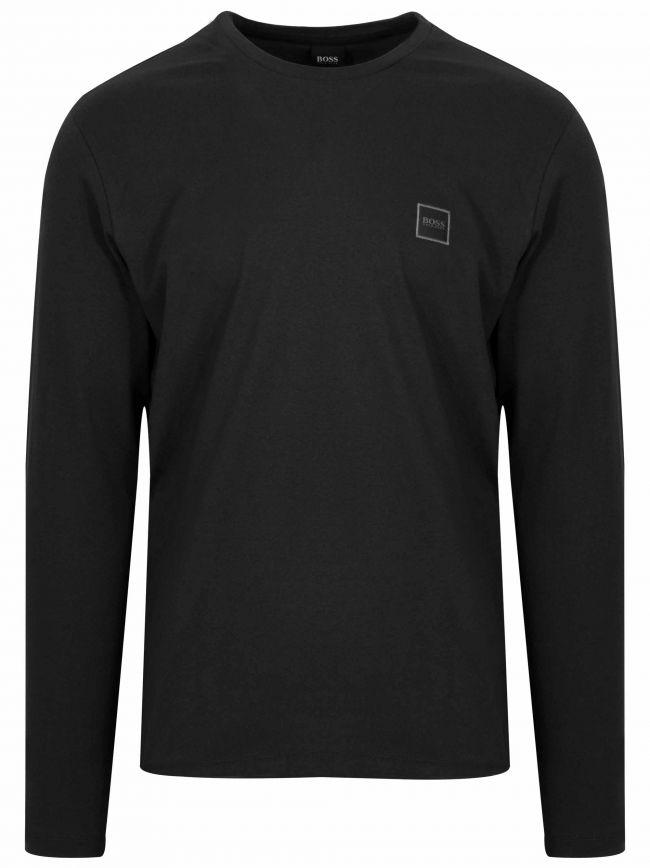 Tacks Black Long Sleeve T-Shirt