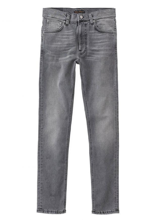Lean Dean Mid Grey Comfort Jean