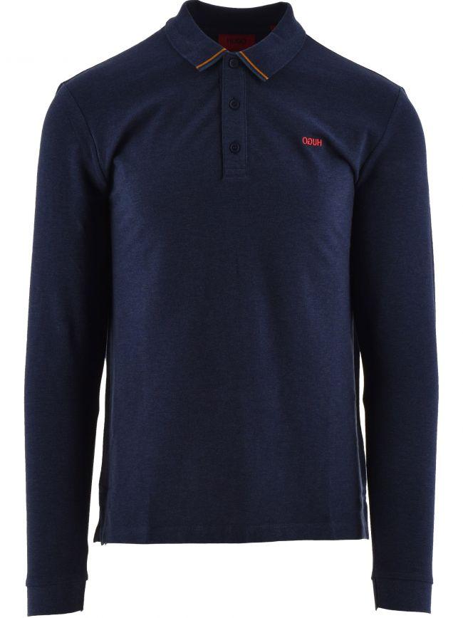 Blue Donol 211 Polo Shirt