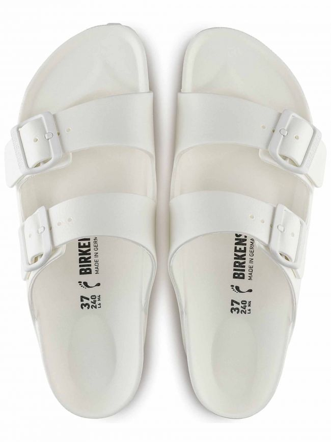 White Arizona EVA Sandal