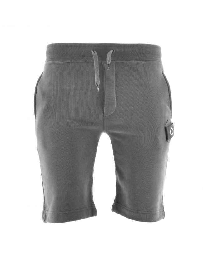 Grey Core Sweat Short