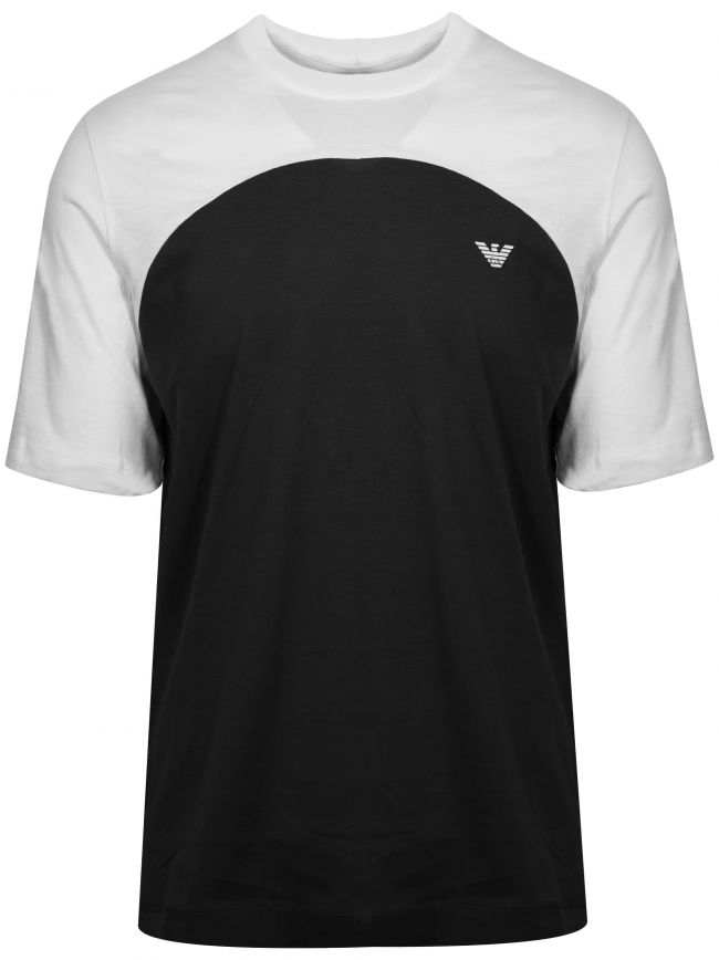 White & Black T-Shirt