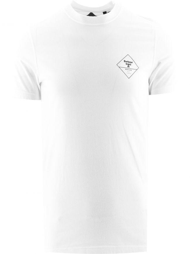 White Box Logo T-Shirt