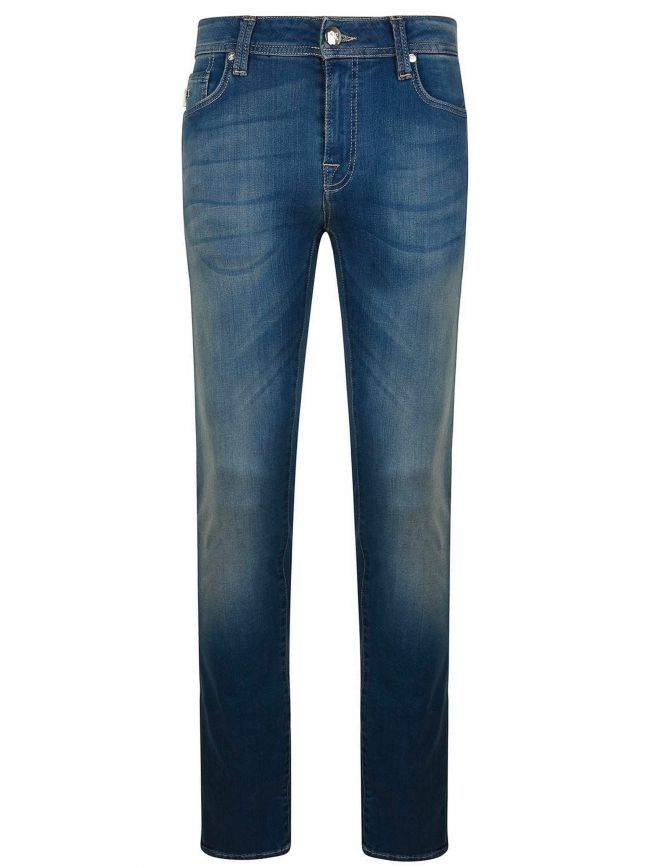 Blue 24.7 Leonardo 18 Month Slim Jean