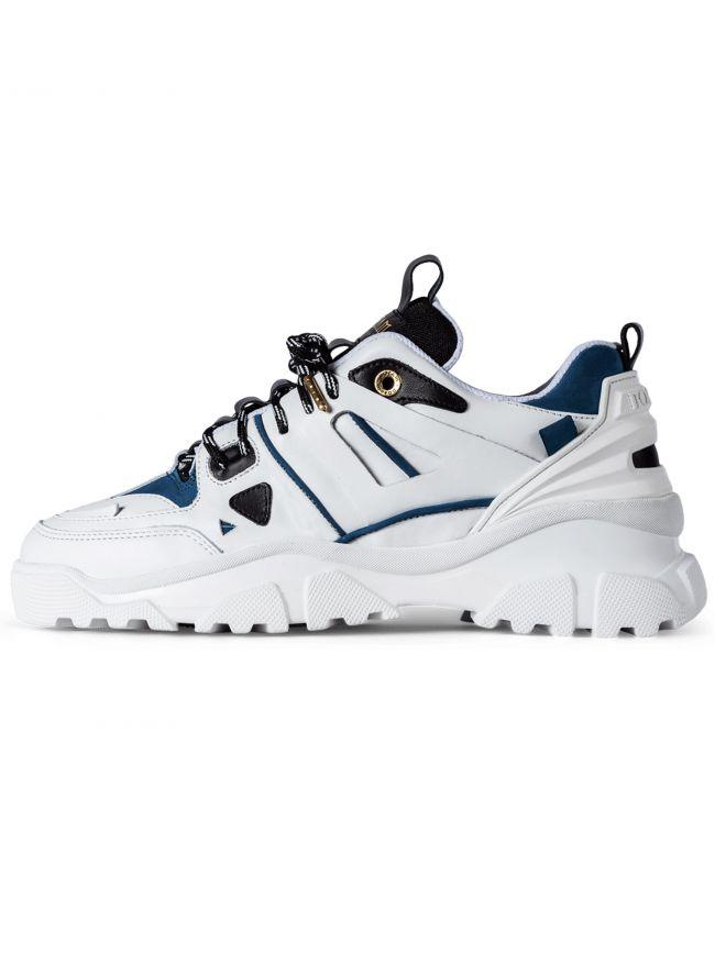 White Genova II Sneaker