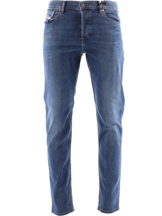 Blue D Fining 34 Leg Jean