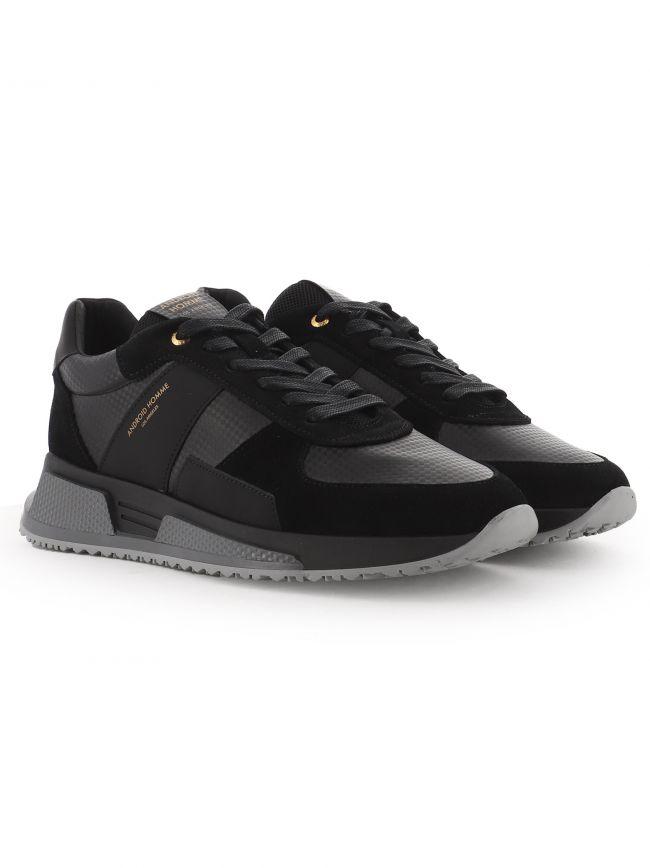Black Matador 321 Sneaker