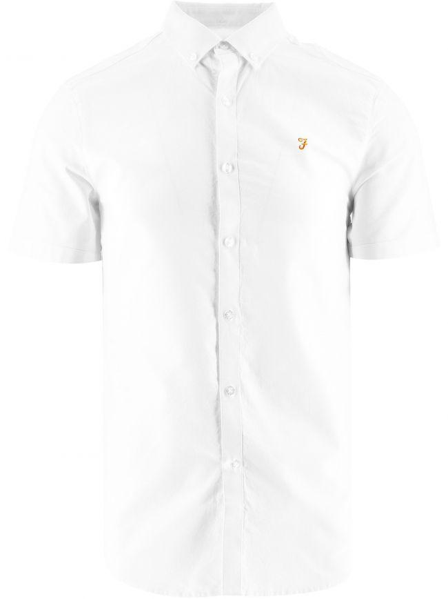 White Brewer Shirt