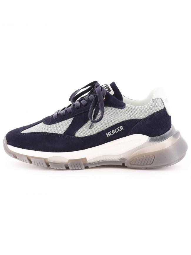 Navy Wooster 2.0 Suede Sneaker
