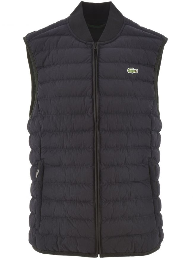Lightweight Foldable Water Resistant Puffer Gilet