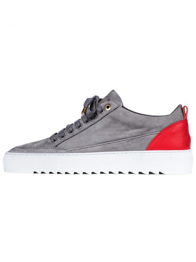 Grey Tia Nubuck Sneaker