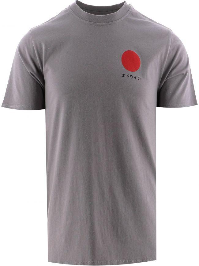 Frost Grey Japanese Sun T-Shirt