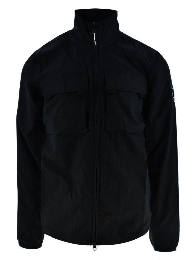 Black Parachute Overshirt