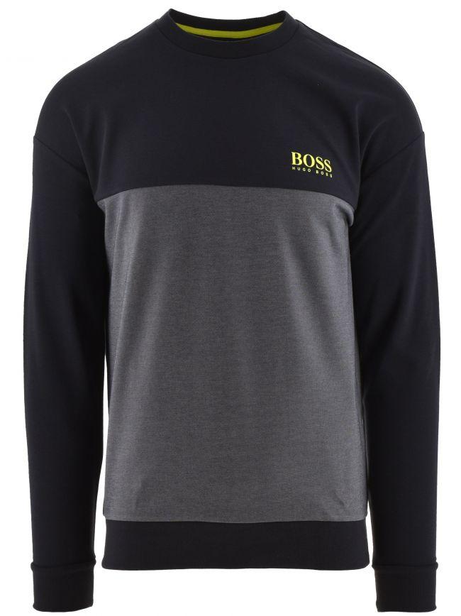 Navy Tracksuit Sweatshirt