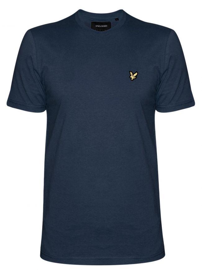 Navy Crew Neck T Shirt