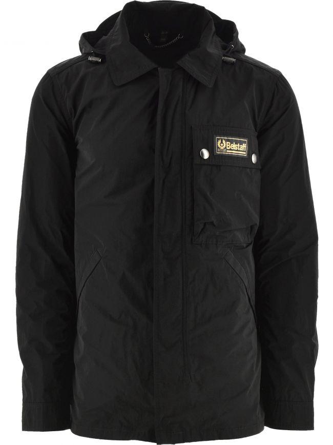 Black Weekender Jacket