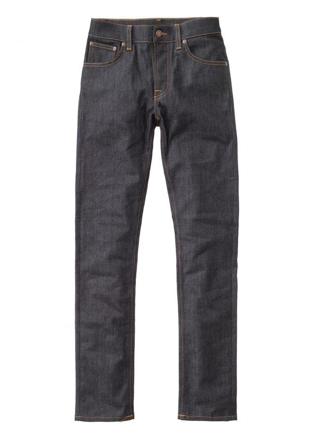 Grim Tim Dry Open Navy Jean