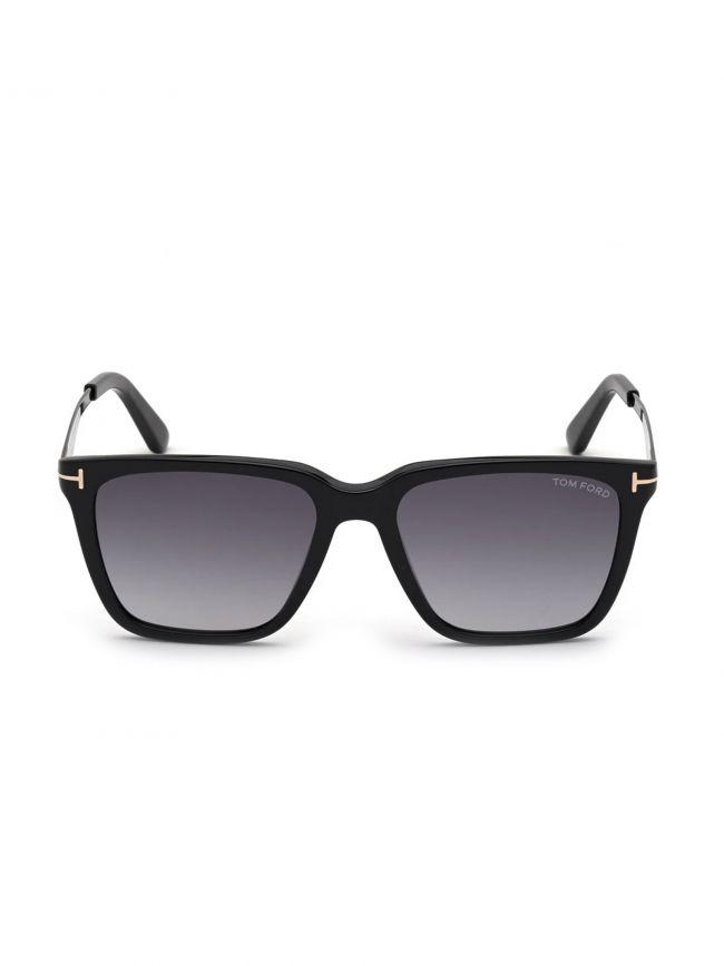 Black Garrett Sunglasses