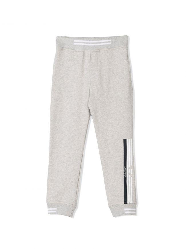Grey Cuffed Jog Pant