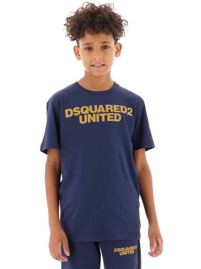 Navy United T-Shirt