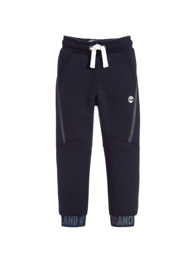 Navy Blue Jog Pants