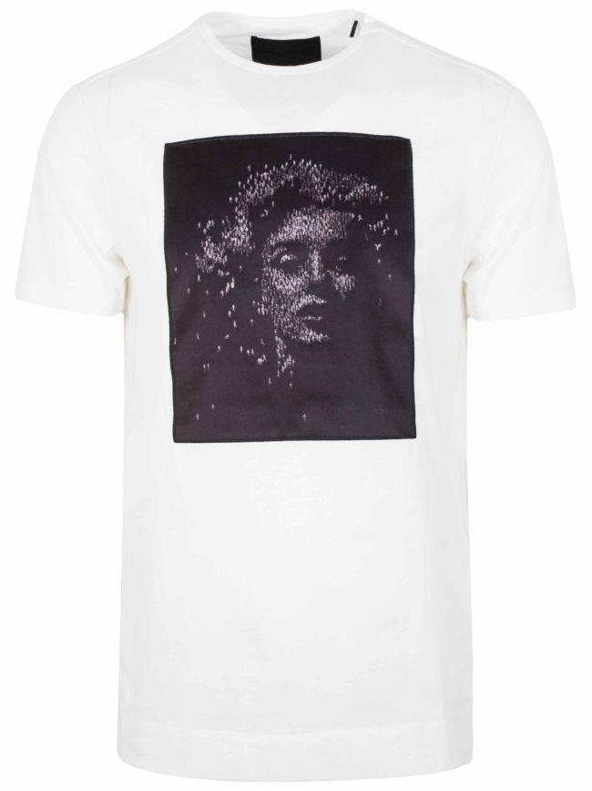 White Craigs Monroe T-Shirt