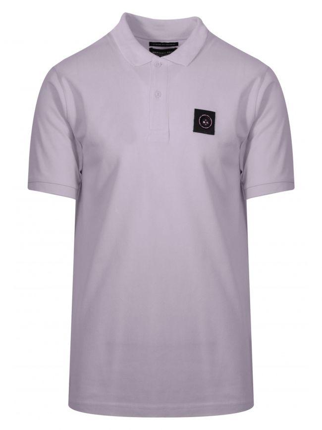 Lilac Siren Polo Shirt