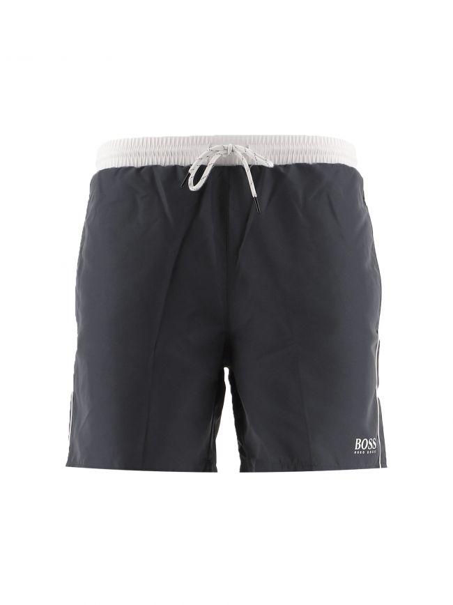 Grey Starfish Swim Shorts
