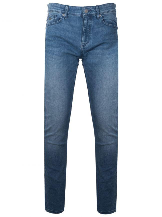 Delaware Light Blue Slim Fit Jean