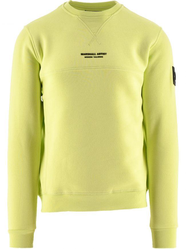 Green Siren Crewneck 121 Sweatshirt
