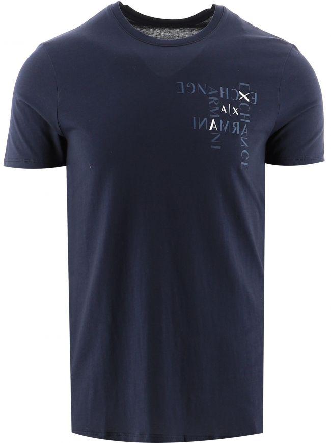 Navy Regular Fit T-Shirt