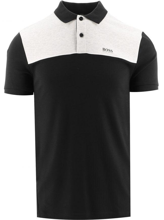 Black Paule 1 Slim Fit Polo Shirt