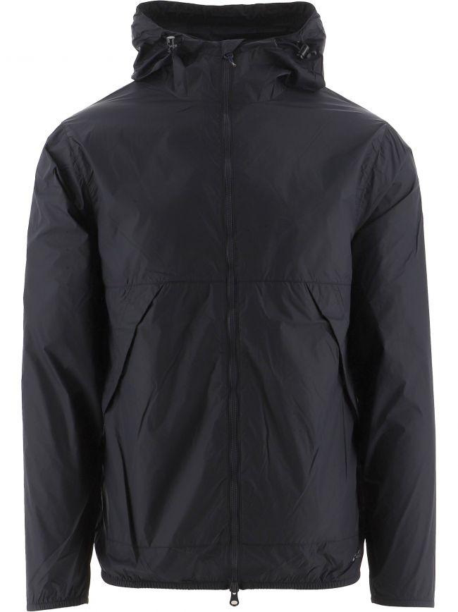 Navy Springs Windbreaker Jacket